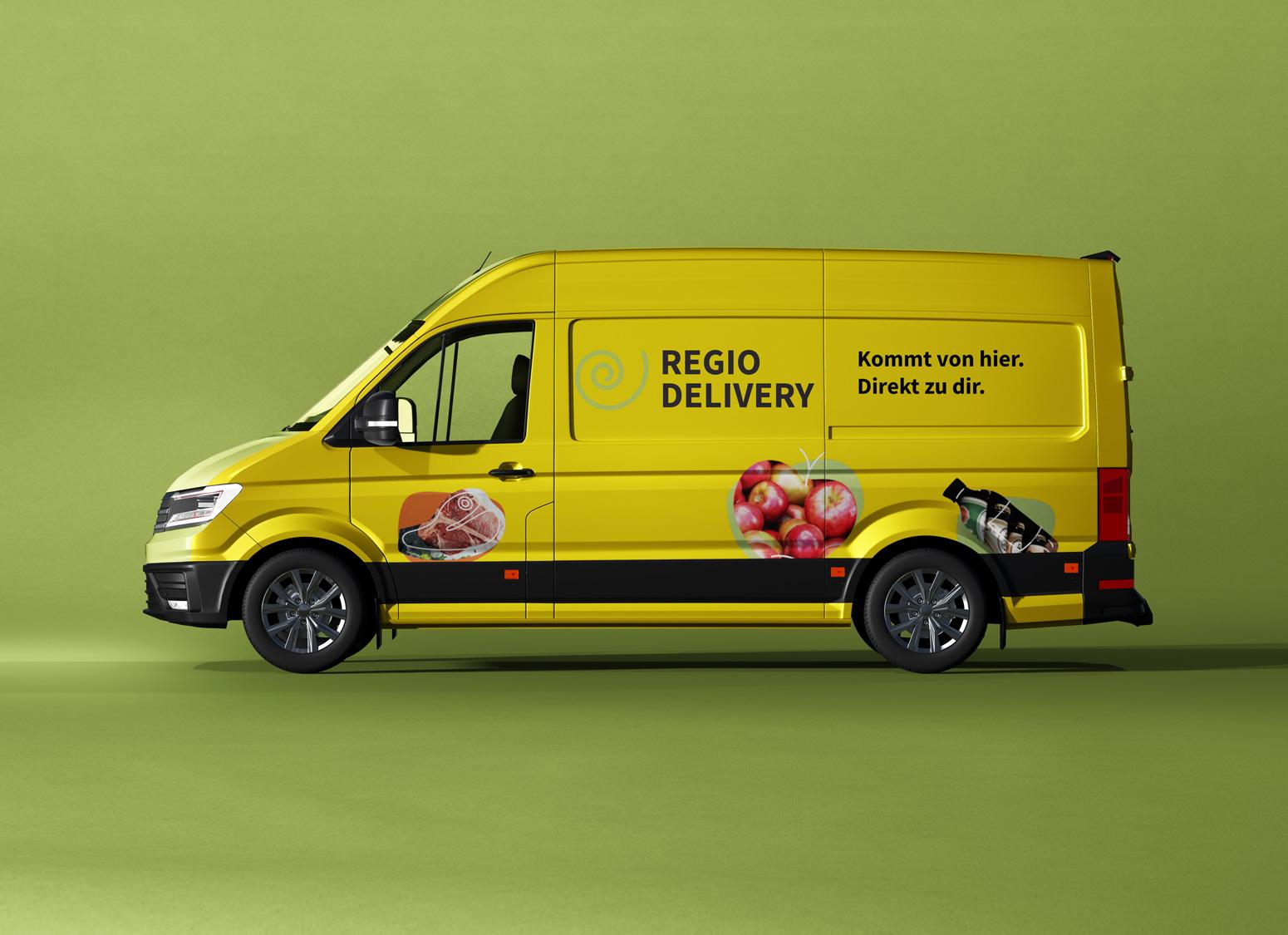 Van Regio Delivery